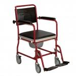 Коляска инвалидная с санитарным устройством