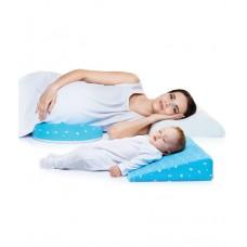 Подушка-трансформер ортопедическая для беременных и младенцев от 0+ месяцев