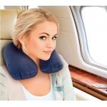 Подушка для путешествий надувная. ЭКОТЕН