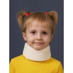 Детский бандаж на шейный отдел позвоночника, высота 7 см