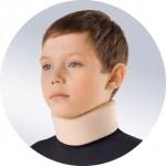 Бандаж на шейный отдел позвоночника для детей, длиной 36см и 42см (короткий, длинный)