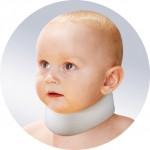 Бандаж на шейный отдел позвоночника для недоношенных, новорожденных детей и детей до года.