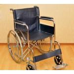 Коляски инвалидные с шириной сиденья 41 и 46 см