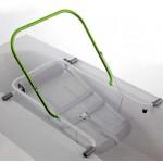 Подъемное приспособление с фиксатором (приспособление для купания детей в ванне)