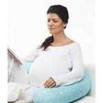 Многофункциональная подушка для беременных, кормящих мам и малышей, 26х135 см