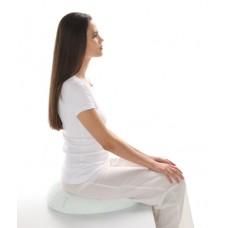Ортопедическая подушка с отверстием, на сиденье, 43х47х9 см