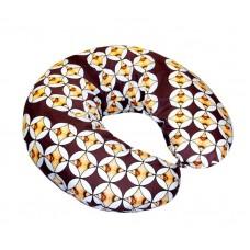 Подушка-рогалик ортопедическая (банан) для беременных и кормящих женщин